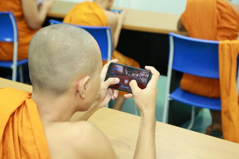Boeddhistische monniken winnen esport-toernooi