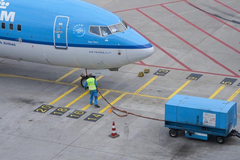 Staking grondpersoneel KLM gaat niet door (Stockfoto: Pixabay)