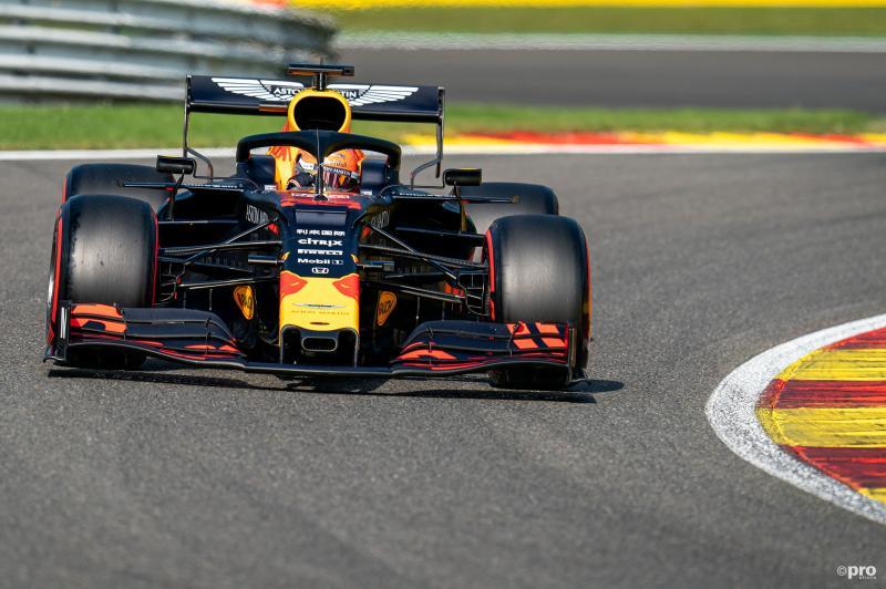 """Jos Verstappen: """"Max reed net zo snel als de mannen vooraan"""" (Pro Shots / Kay Int Veen)"""