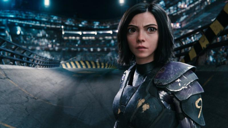 Alita: Battle Angel mad