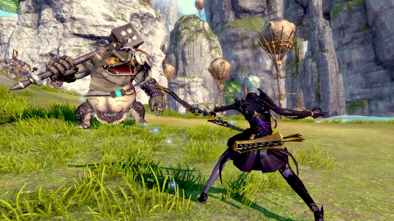 Blade & Soul: Storm of Arrows (Foto: NCSOFT)