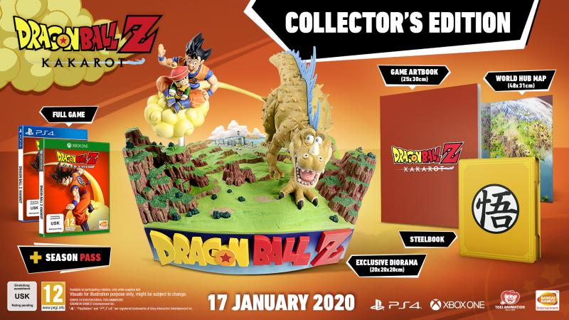 Dragon Ball Z: Kakarot - Collectors Edition (Foto: Bandai Namco)