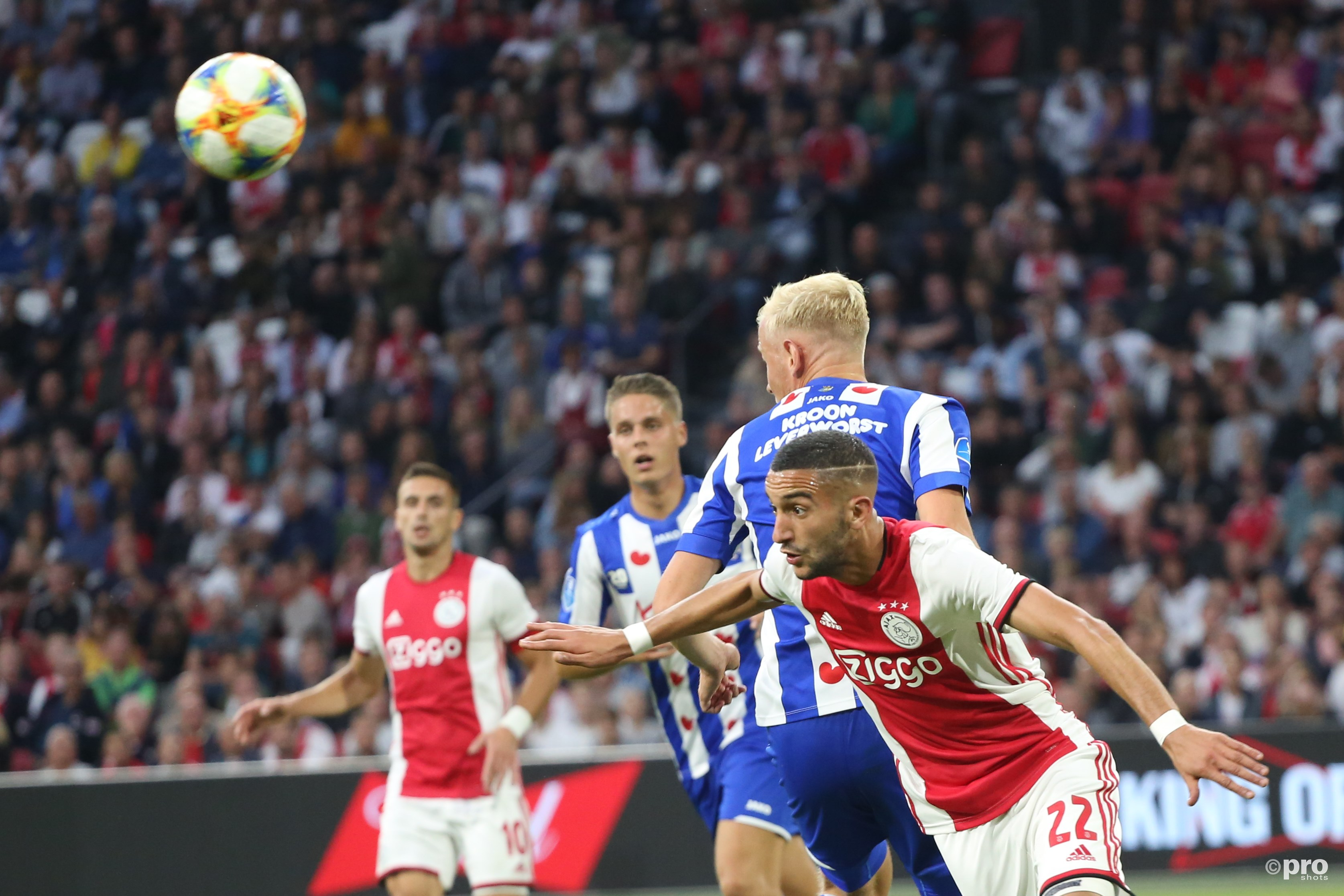 Ajax - Heerenveen. (PRO SHOTS/Zuma Press)