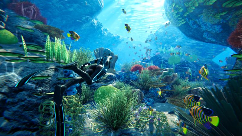 Beyond Blue - Coral (Foto: E-Line Media)