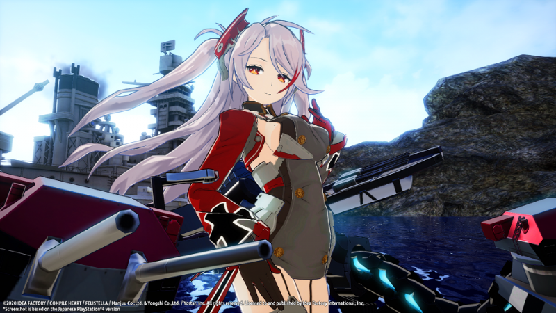 Azur Lane: Crosswave (Foto: Idea Factory International)