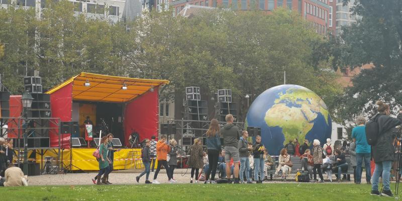 Klimaatstaking 2019 - Den Haag  (Foto: FOK!)
