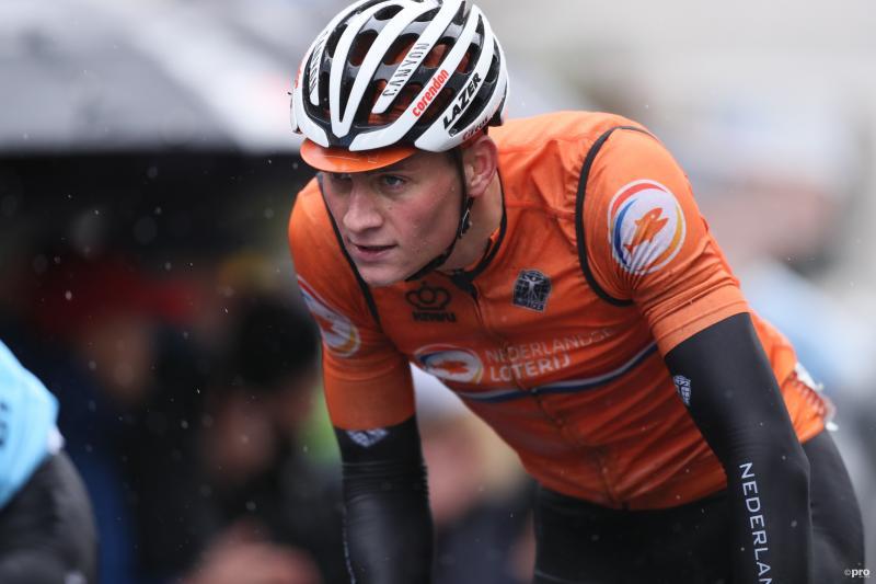 """Van der Poel: """"Ik was ineens leeg"""" (Pro Shots / George Deswijzen)"""