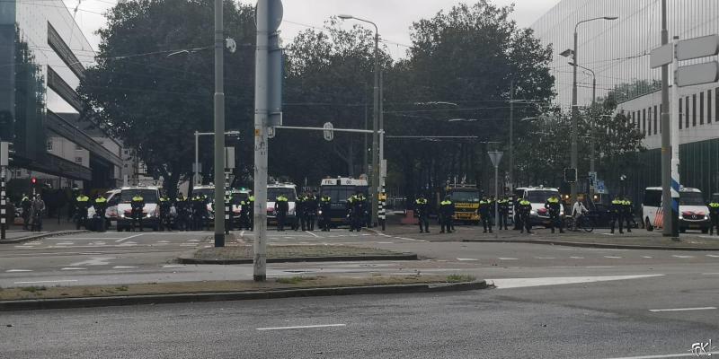 boerenprotest is weer klaar (Foto: FOK!)