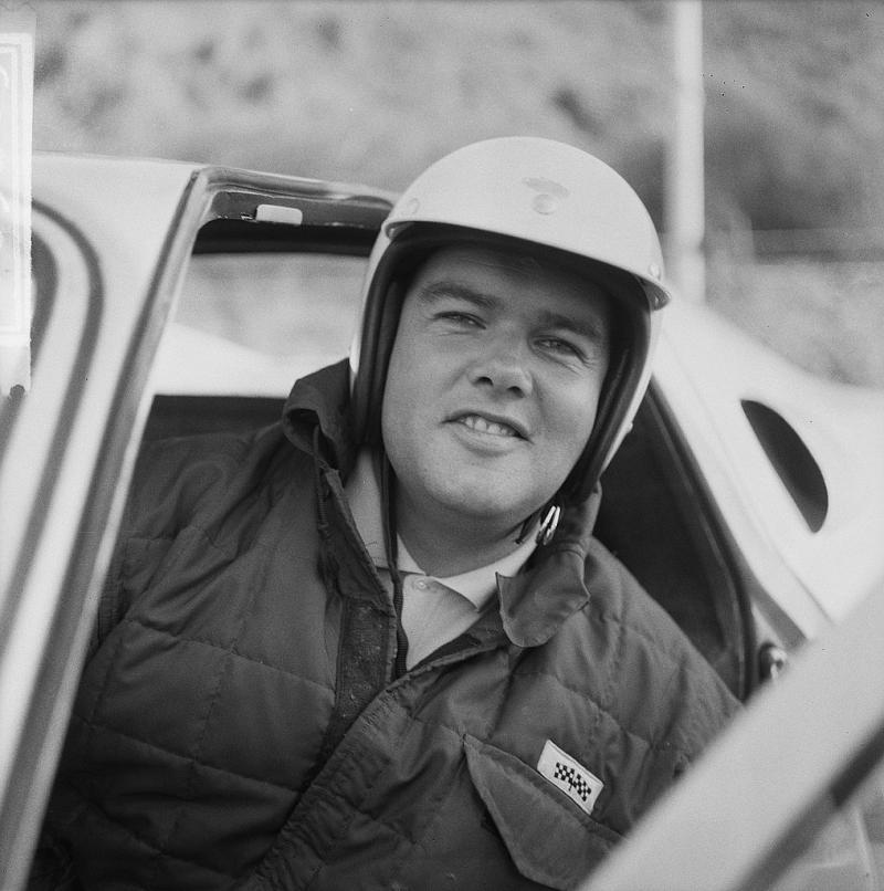 Oud-F1-coureur Ben Pon (82) overleden (WikiCommons/Jack de Nijs / Anefo)