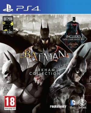 Batman Arkham Collection - PS4 (Foto: Warner Bros. Interactive)