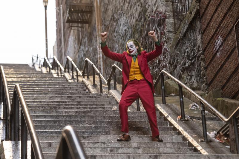 Joker: Joaquin Phoenix