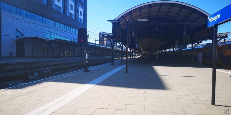 Station Nijmegen (Foto: FOK!)