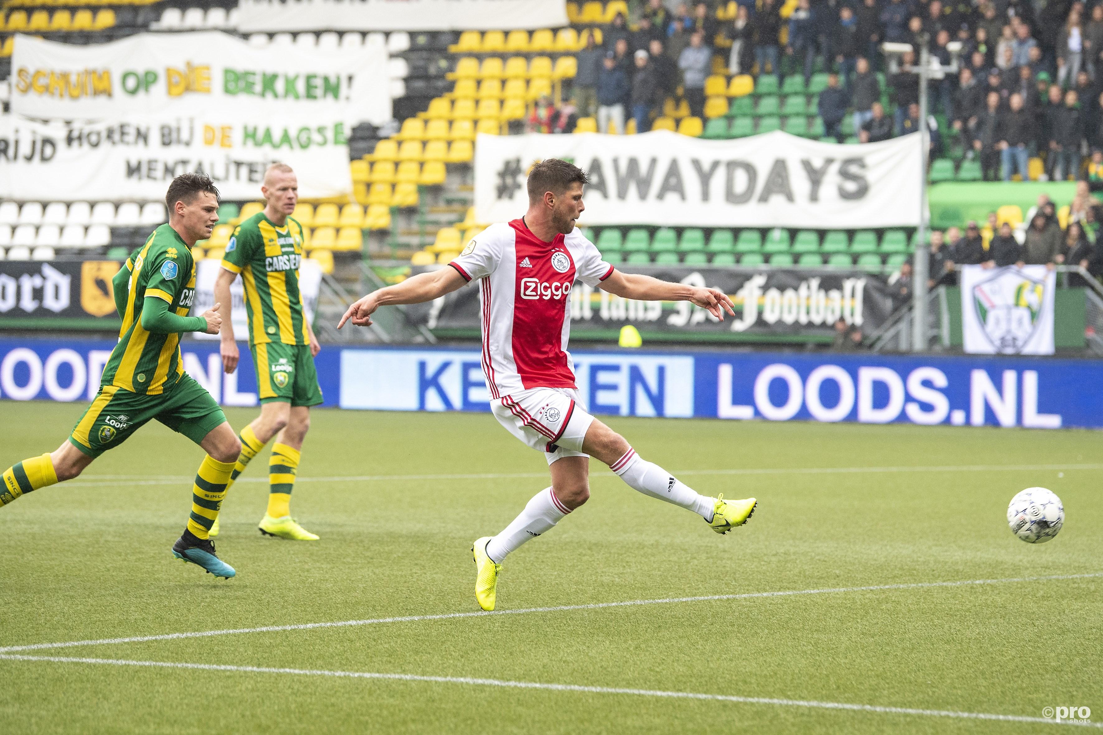 Fok Nl Nieuws Uitslag Ado Den Haag Afc Ajax