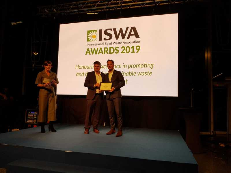 Rotterdamse afvalcampagne krijgt communicatieprijs in Bilbao (Foto: Gemeente Rotterdam)