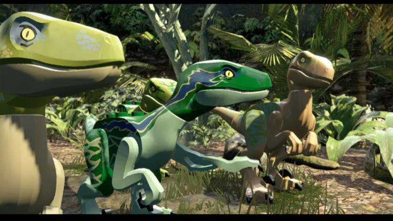 LEGO Jurassic World Switch (Foto: Warner Bros Interactive)