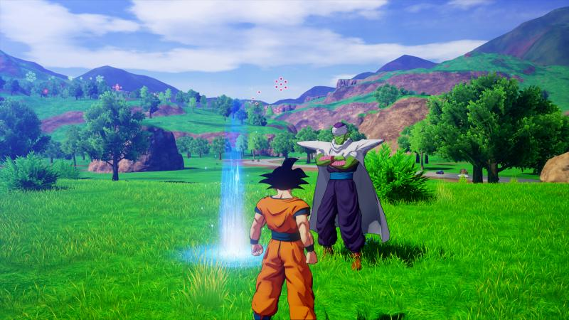 Dragon Ball Z: Kakarot - Training Ground (Foto: Bandai Namco)