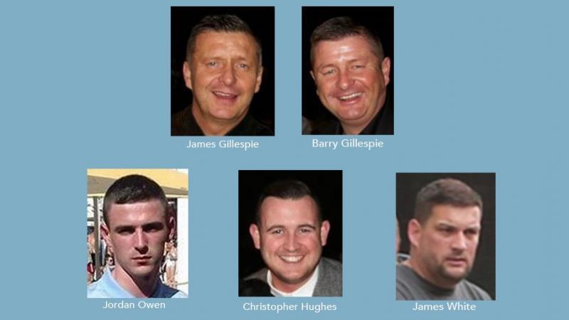 Politie zoekt levensgevaarlijke Schotse criminelen (Afbeelding: Politie)