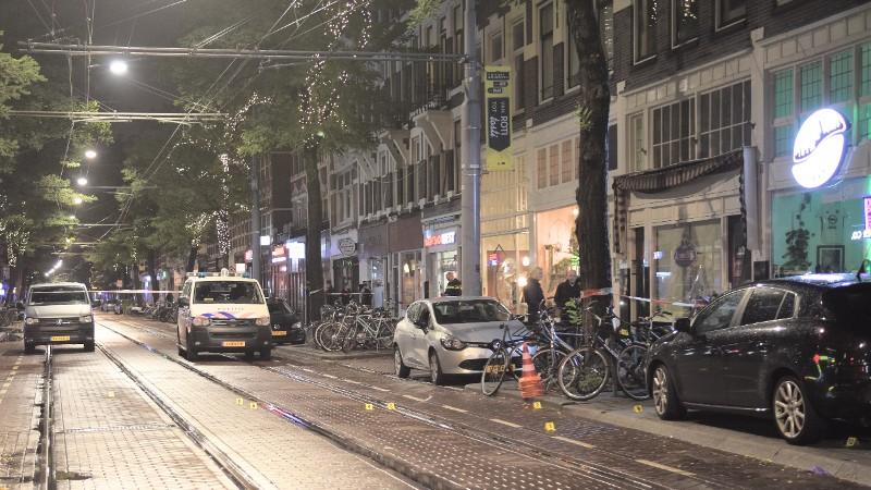 Slechts één tip na schietpartij Nieuwe Binnenweg Rotterdam (Afbeelding: Politie)