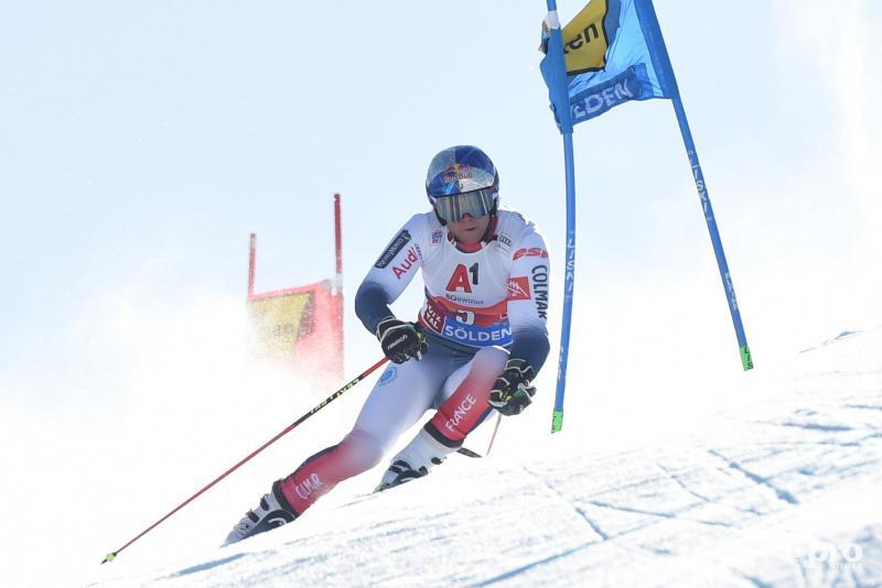 Skiër Pinturault begint seizoen met winst (Pro Shots / Imago)