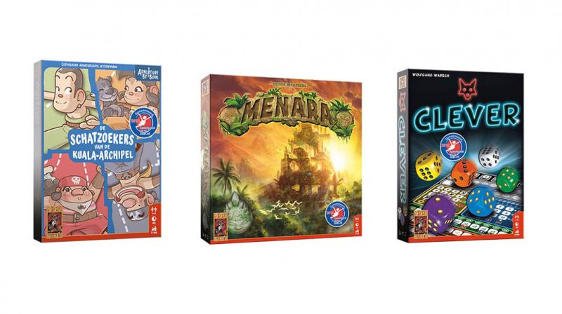 Spellenpakket (Foto: 999 Games)