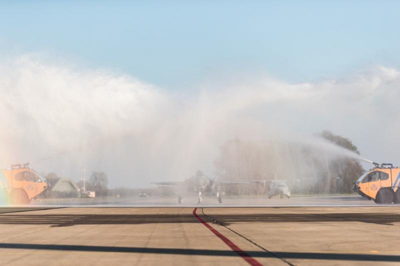 de F-35 (Foto: Defensie)