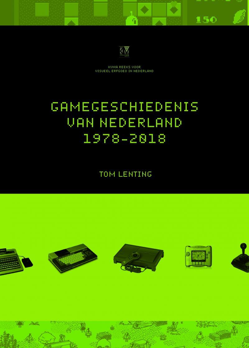Boek Gamegeschiedenis