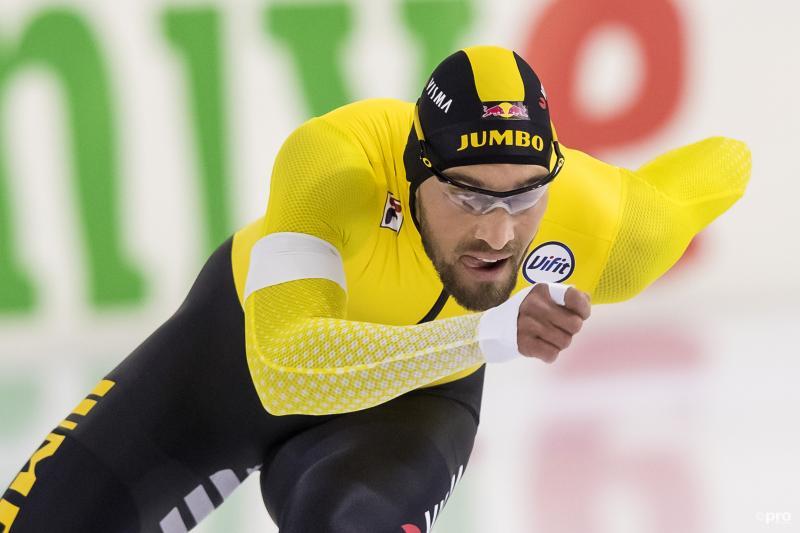 Nuis wint toch 1.500m (Pro Shots / Erik Pasman)