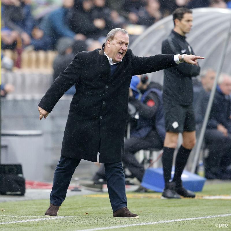 Advocaat tevreden over resultaat, niet over spel (Pro Shots / Niels Boersema)