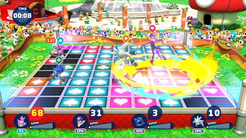 Mario & Sonic at the Olympic Games Tokyo 2020 - Dream Karate (Foto: Nintendo)