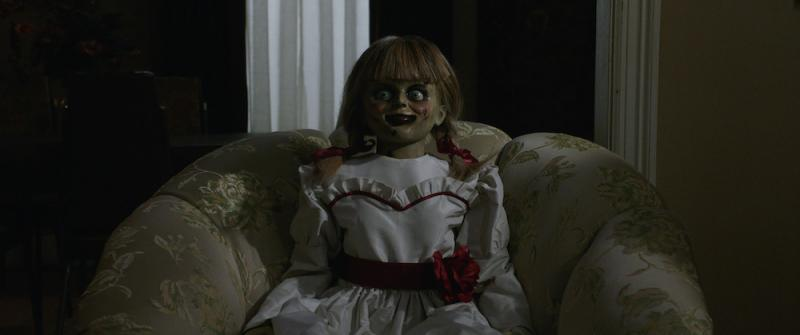 Annabelle Comes Home: Annabelle