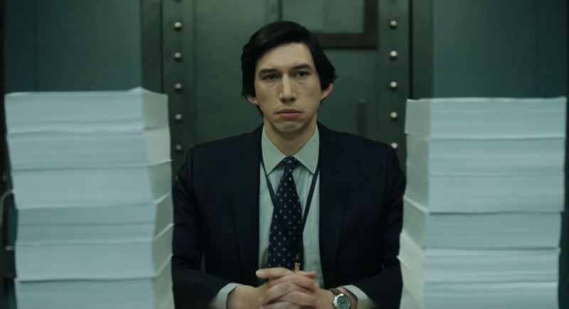 The Report: Adam Driver