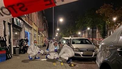 Foto: team Forensische Opsporing Rotterdam