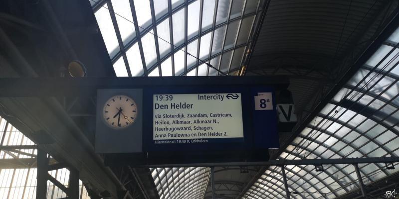 Intercity naar Den Helder (Foto: FOK!)