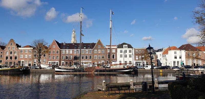 Het was mooi weer in Haarlem... (Foto: Stephan5)
