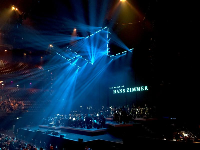 The World Of Hans Zimmer - live in de Ziggo Dome (2019)