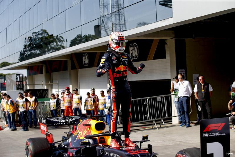 """Verstappen: """"Ik ben erg blij met deze pole"""" (Pro Shots / Zuma Press)"""