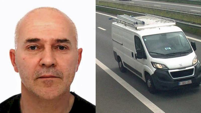 Nieuwe aanhoudingen in zaak verdwijning Johan van der Heyden (Afbeelding: Federaal Parket België)