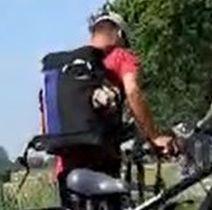Agressieve fietser in Zevenaar gezocht (Afbeelding: Politie)