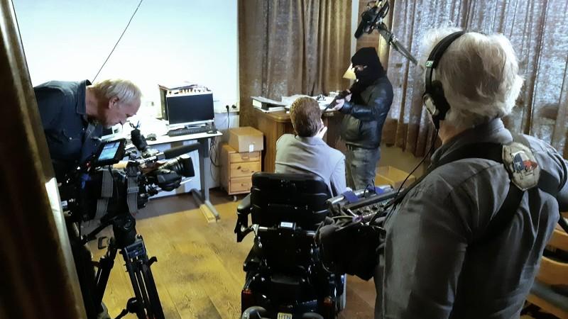 Woningoverval op invalide vrouw gereconstrueerd in Opsporing Verzocht (Afbeelding: Politie)