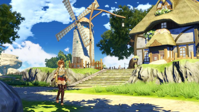 Atelier Ryza: Ever Darkness & the Secret Hideout - Environment (Foto: Koei Tecmo)