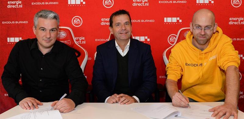 PSV doet VR met Exodus Burned