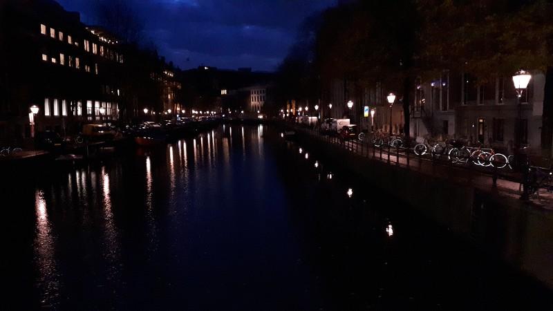 De Herengracht in Amsterdam (Afbeelding: Politie)