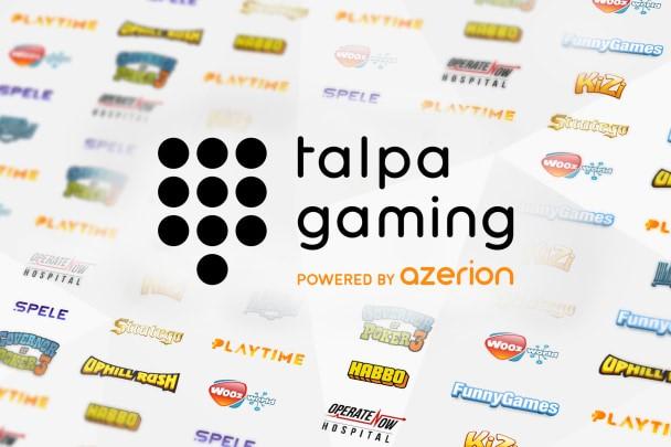 Gamen doe je bij Talpa  (Foto: Talpa)