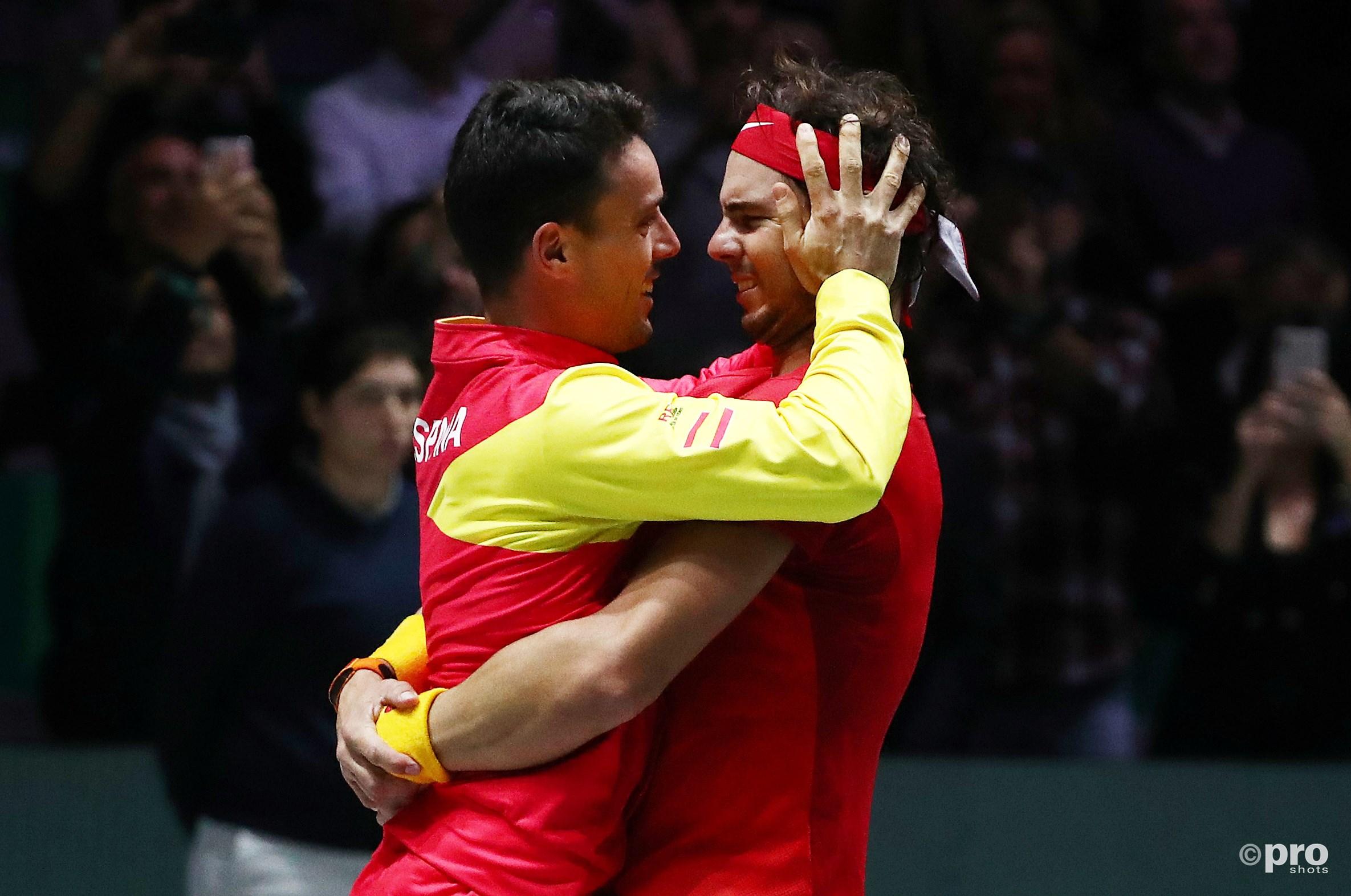 Bautista Agut en Nadal bezorgen Spanje winst Davis Cup (Pro Shots / Action Images)