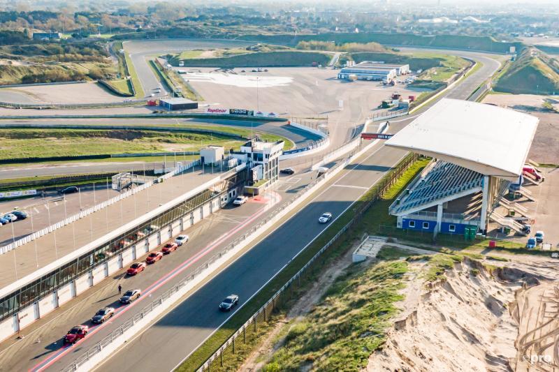Nieuwe kombocht in Zandvoort is lastig voor Pirelli (Pro Shots / Koen Laureij)