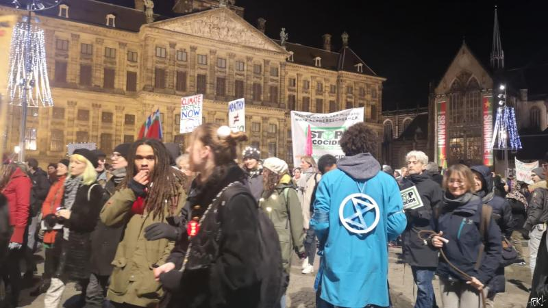 Fridays for Future - Amsterdam  (Foto: FOK! )