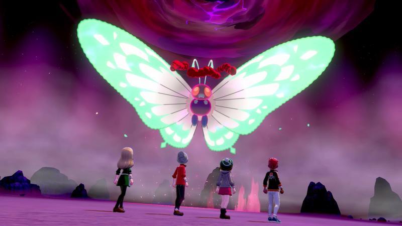 Pokémon Sword/Shield - Raid Battle (Foto: Nintendo)