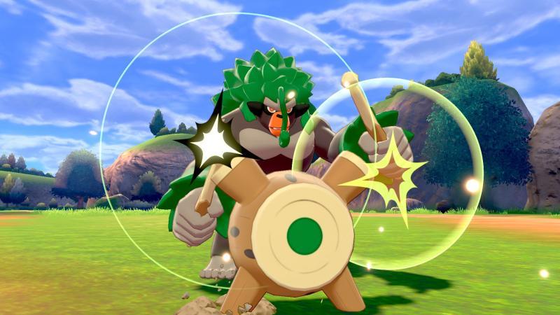 Pokémon Sword/Shield - Starter (Foto: Nintendo)