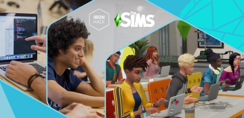 Sims x Ironhack