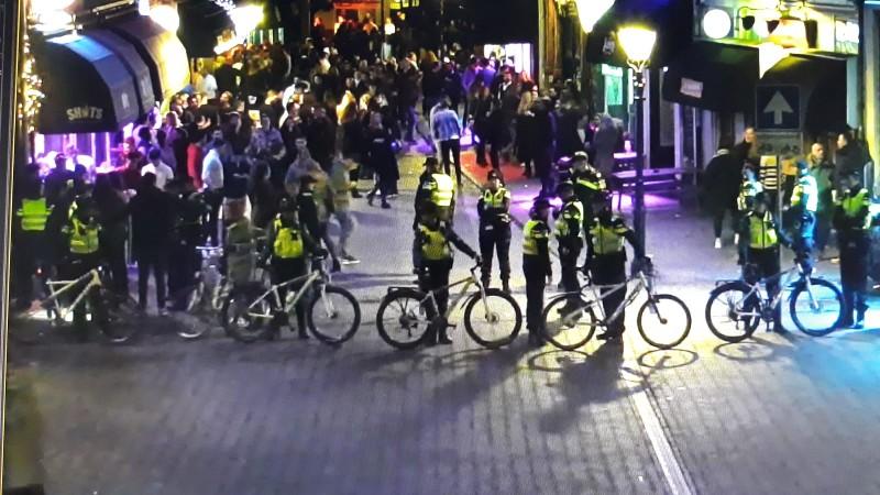Preventief fouilleren in Breda (Afbeelding: Politie)